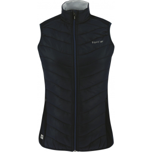 Equit'M Sleeveless padded jacket bi-material - Women