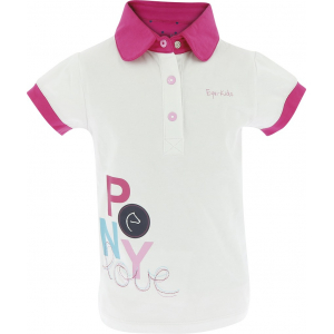Polo Equi-Kids Pony Love - Enfant