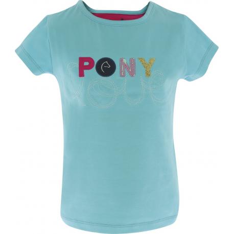 Equi-kids Pony Love T-Shirt - Girls