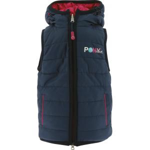 Equi-Kids Pony Love reversible padded waistcoat - Children
