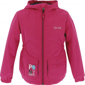 Equi-Kids Pony Love wasserdichte Reitjacke - Kinder