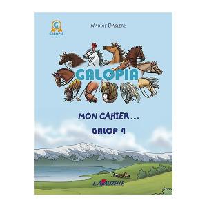Galopia, Mon cahier - Le journal de mon 4ème galop