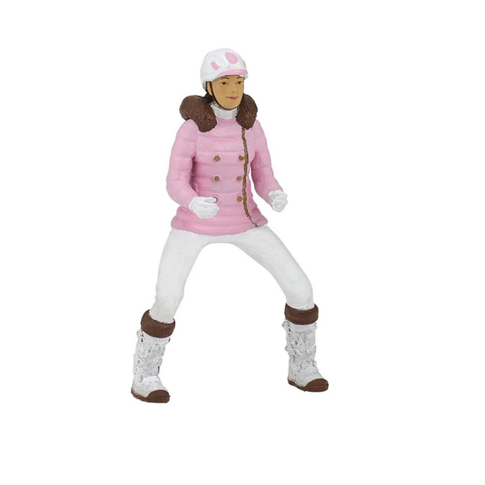 Cavaliere fashion hiver Papo