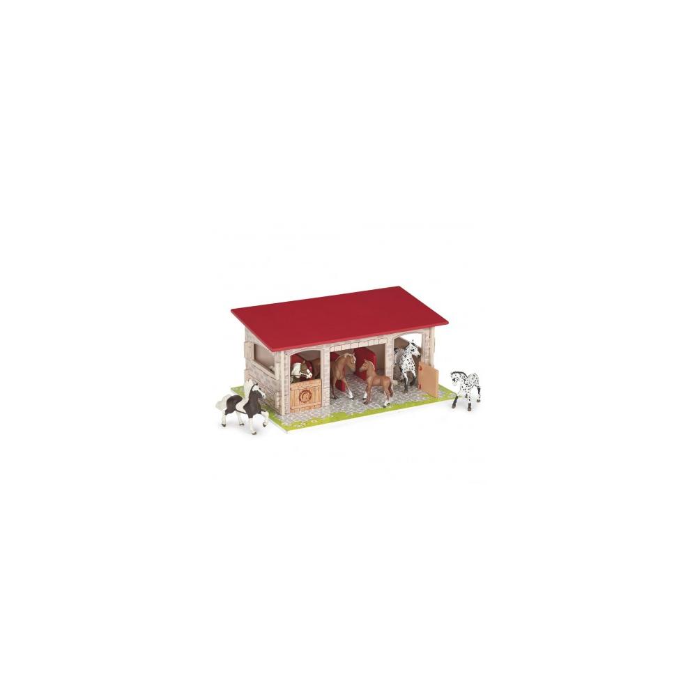 Box chevaux Papo