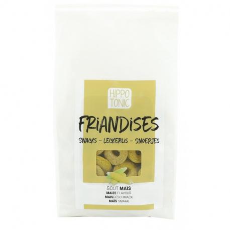 Bonbons pour chevaux Hippo-Tonic Anneaux - Maïs