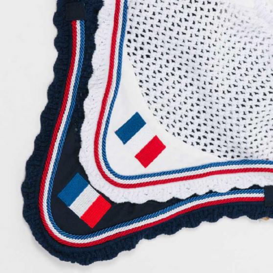 Bonnet Lami-Cell French Flag
