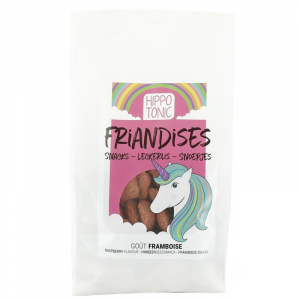 Bonbons pour chevaux Hippo-Tonic Licorne - Framboise