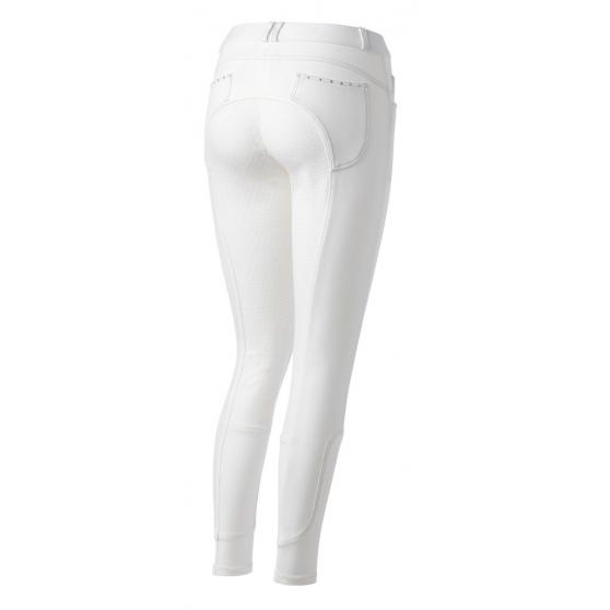 Pantalon EQUITHÈME Diamond Fond Silicone - Femme
