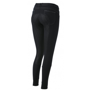 Breeches EQUITHÈME Diamond silicone insert - Women