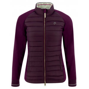 EQUITHÈME Padded jacket bimaterials - Ladies