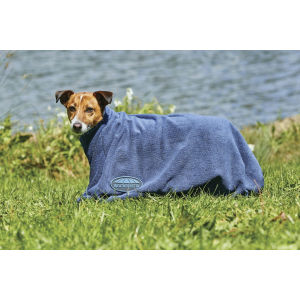 Weatherbeeta drying bag for dogs