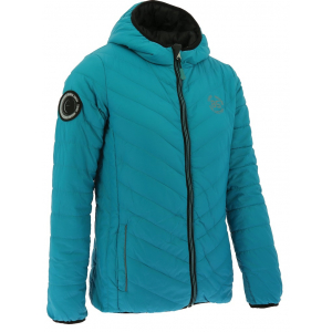 Reversible padded jacket TRC 85 with hood - Children