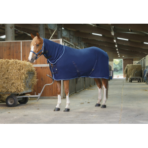 Riding World Combo Fleece deken