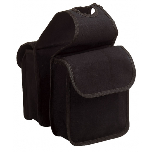 Western pommel saddle bags, small size