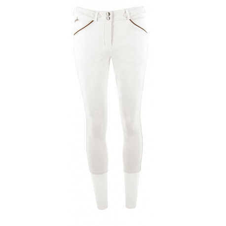 Pénélope Leprevost breeches with saddler stitching - Women