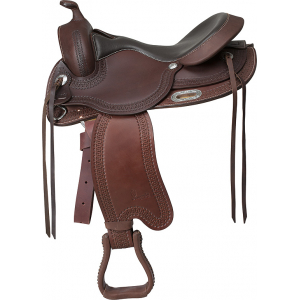 """Denver"" Western saddle COLORADO SPRINGS"