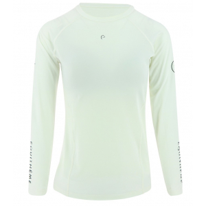 EQUITHÈME Sponsor Long-sleeved T-shirt - Ladies