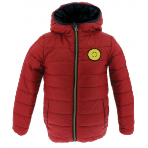 Equi-Kids Pony Rider Reversible padded jacket with hood - Children