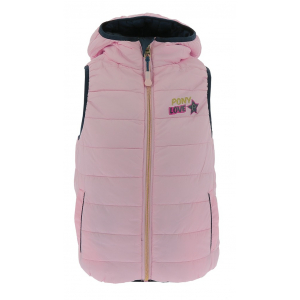 Gilet Equi-kids Pony Love Réversible - Enfant