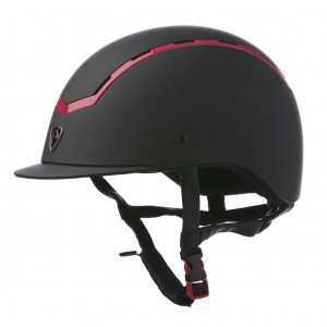 EQUITÈME Helmet with colorful insert