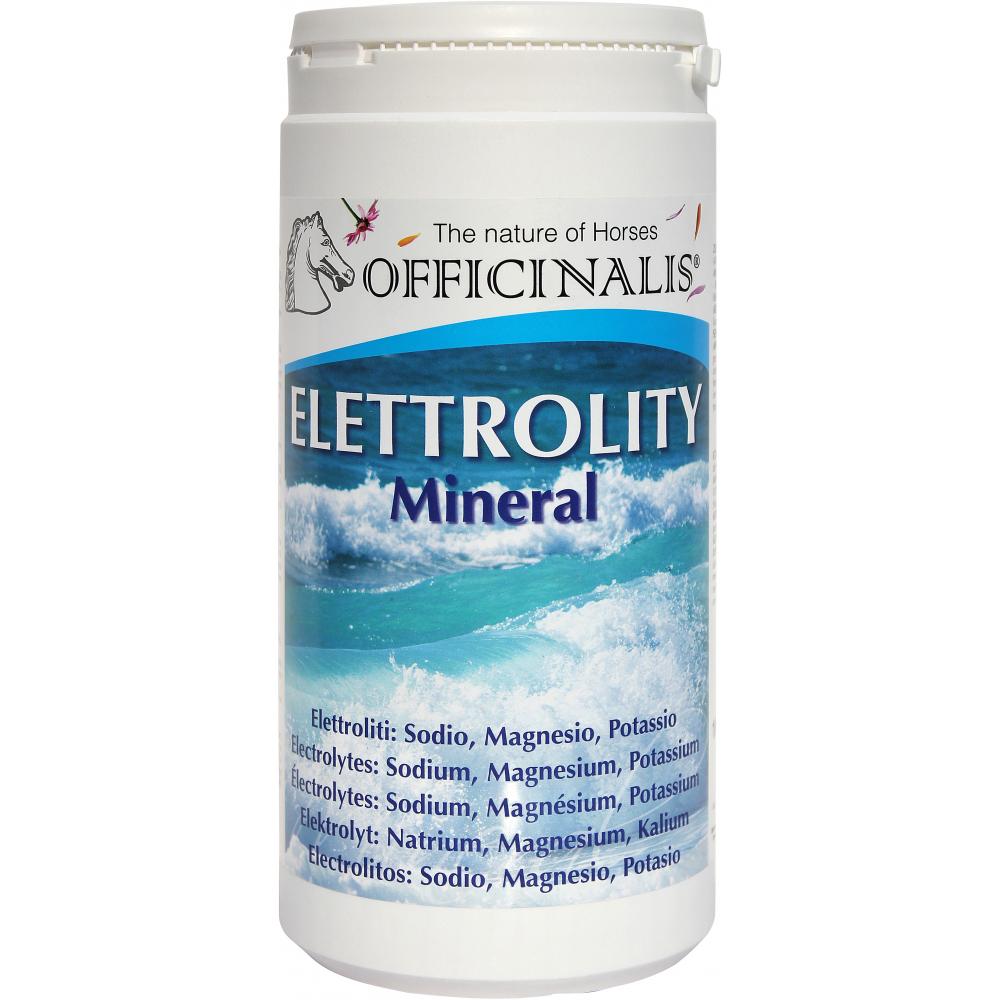 Aliment complémentaire Officinalis Électrolytes & Minéraux