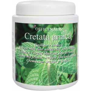 Officinalis Clay and Arnica...
