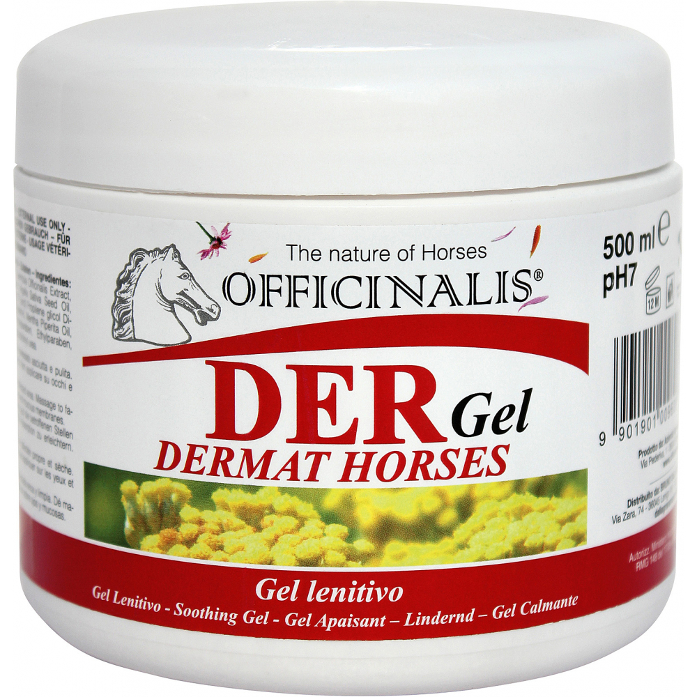 Gel Officinalis DER