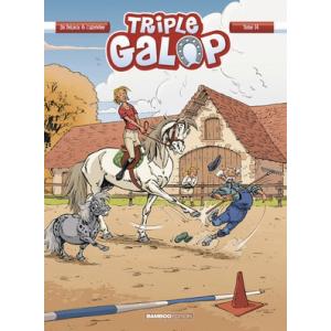 Triple Galop : Tome 14
