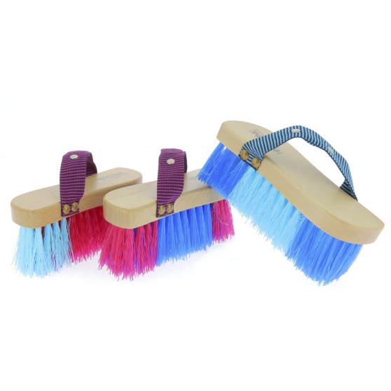 Bouchon Hippo-Tonic Magnet Brush bicolore
