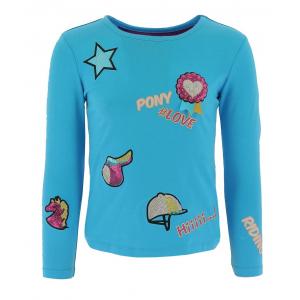 T-shirt Equi-Kids Pony Love...