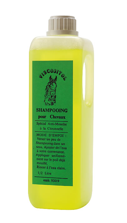 Viscositol Shampoing pour chevaux - Anti-mouches - Padd 29f2fb3a669