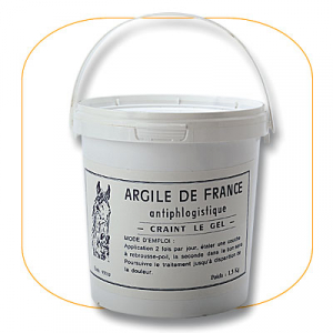 VISCOSITOL Argile de France large model 5 kg