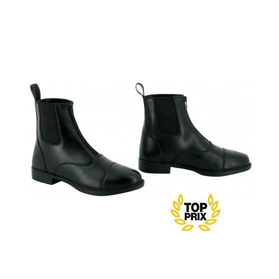 Boots Riding World Zip