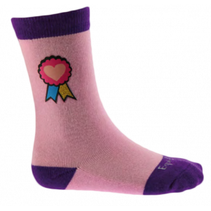 """Chaussettes EQUIKIDS """"Funny"""""""