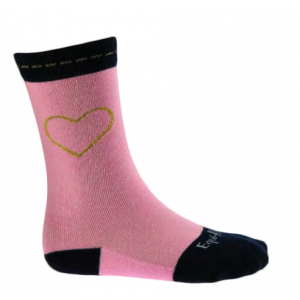 """Chaussettes EQUIKIDS """"Coeur"""""""