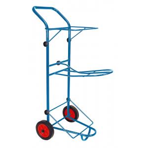 Chariot porte selle Hippo-Tonic
