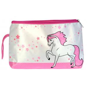 Satiny Small Handbag - Unicorn