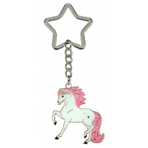 Horse star Keychain