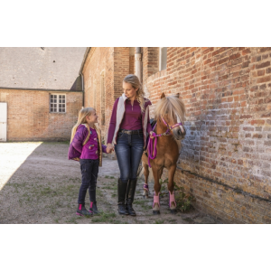 Nylonhalfter Equi-kids Pony Love