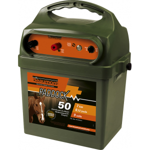 """Paddock"" 50 Battery energiser"