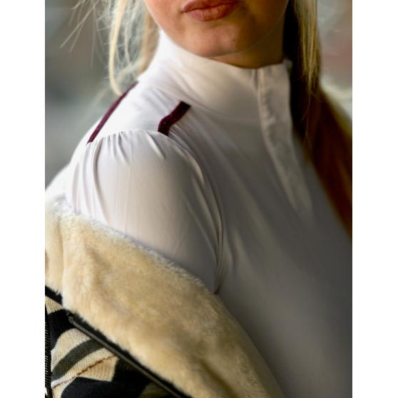 Polo de concours Pénélope Galon - Femme