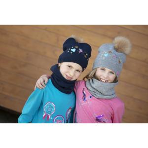 Equi-Kids Joly Bommelmütze - Kinder