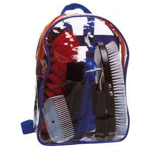 Adult grooming back pack