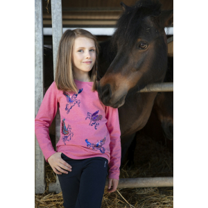 Equi-kids Glossy T-shirt - Children