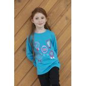 T-shirt Equi-kids Flot - Enfant