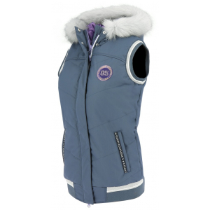 EQUITHÈME Altai Padded waistcoat - Ladies