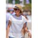 T-shirt Pénélope Harlem - Femme