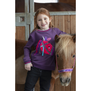 Equi-Kids Pilpoil Sweater -...
