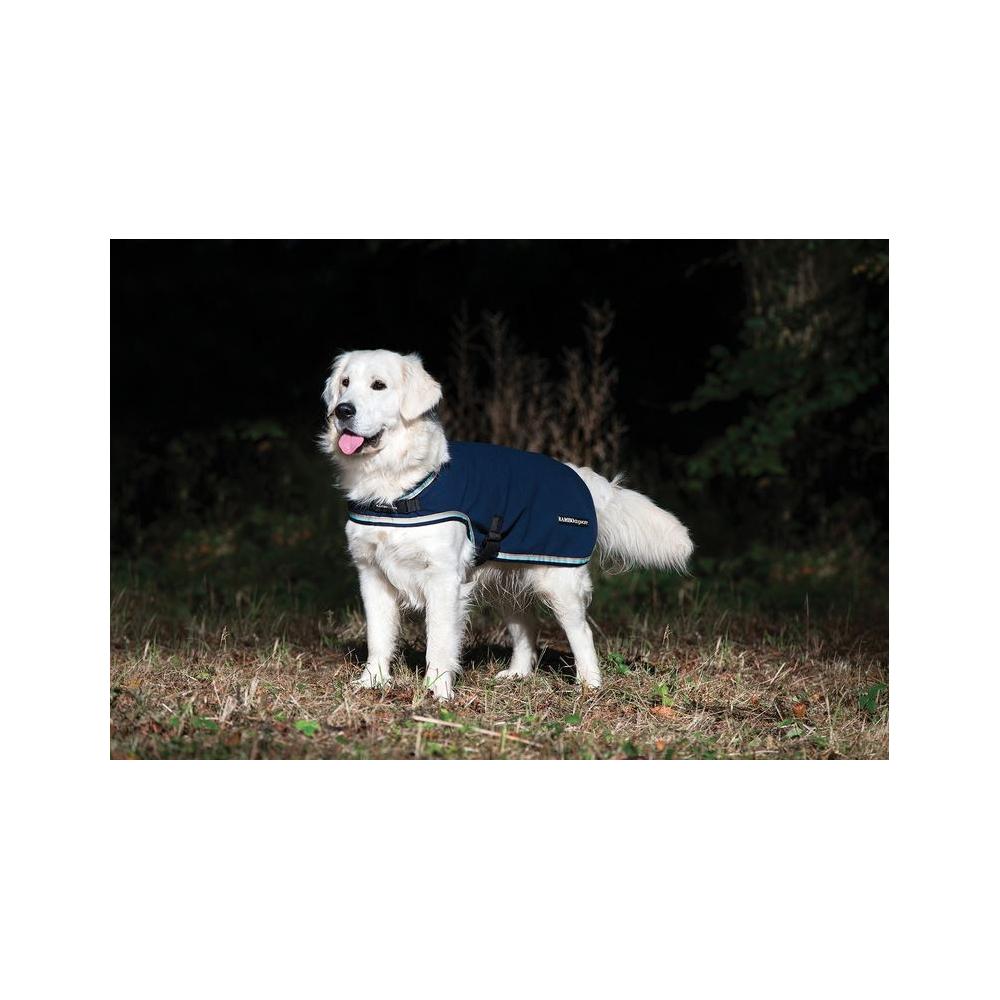 Couverture chien Horseware Rambo polaire imper