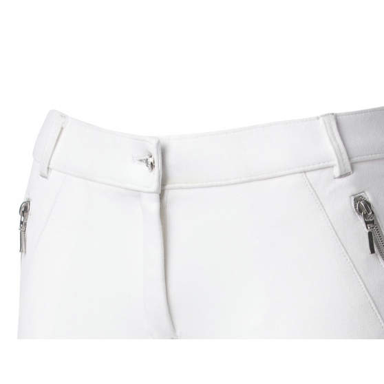 Pantalon EQUITHÈME Zipper - Femme